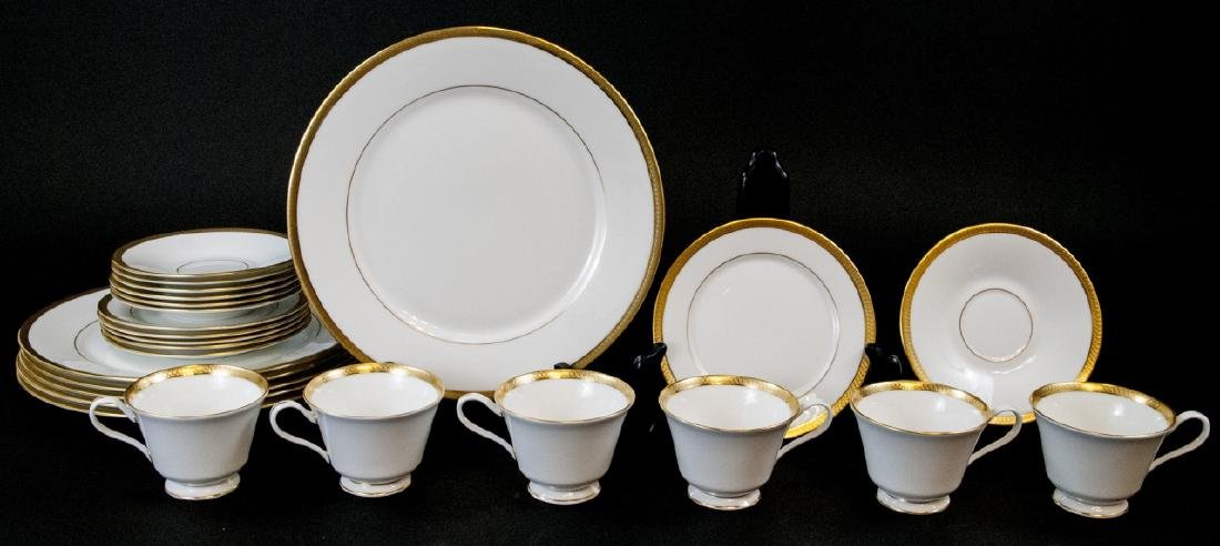 Oxford Bone China Bennington Partial Service
