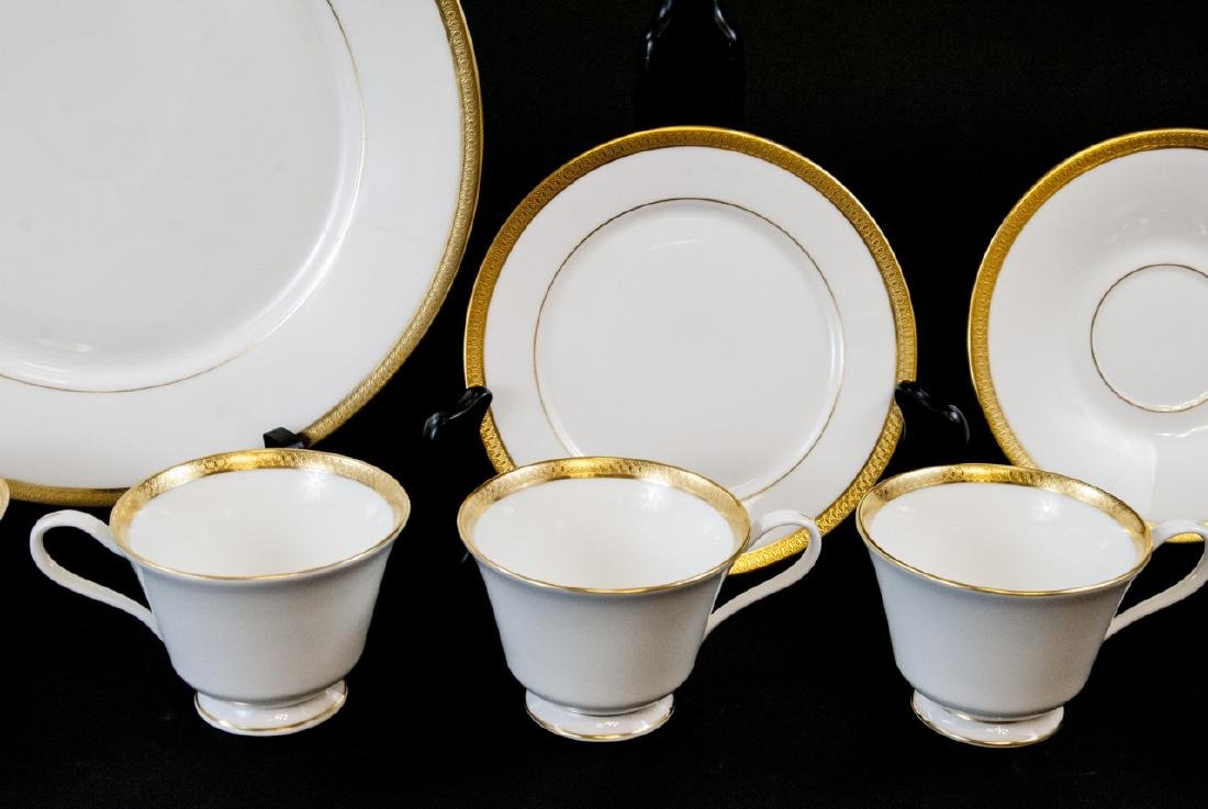 Oxford Bone China Bennington Partial Service - 2