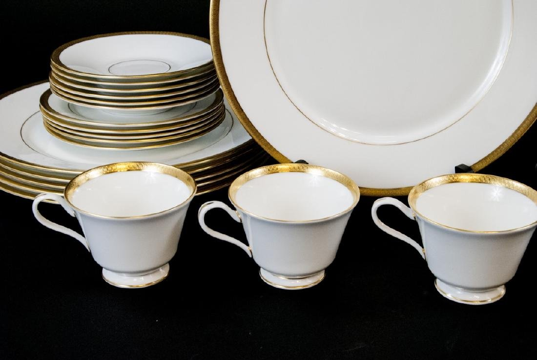 Oxford Bone China Bennington Partial Service - 3