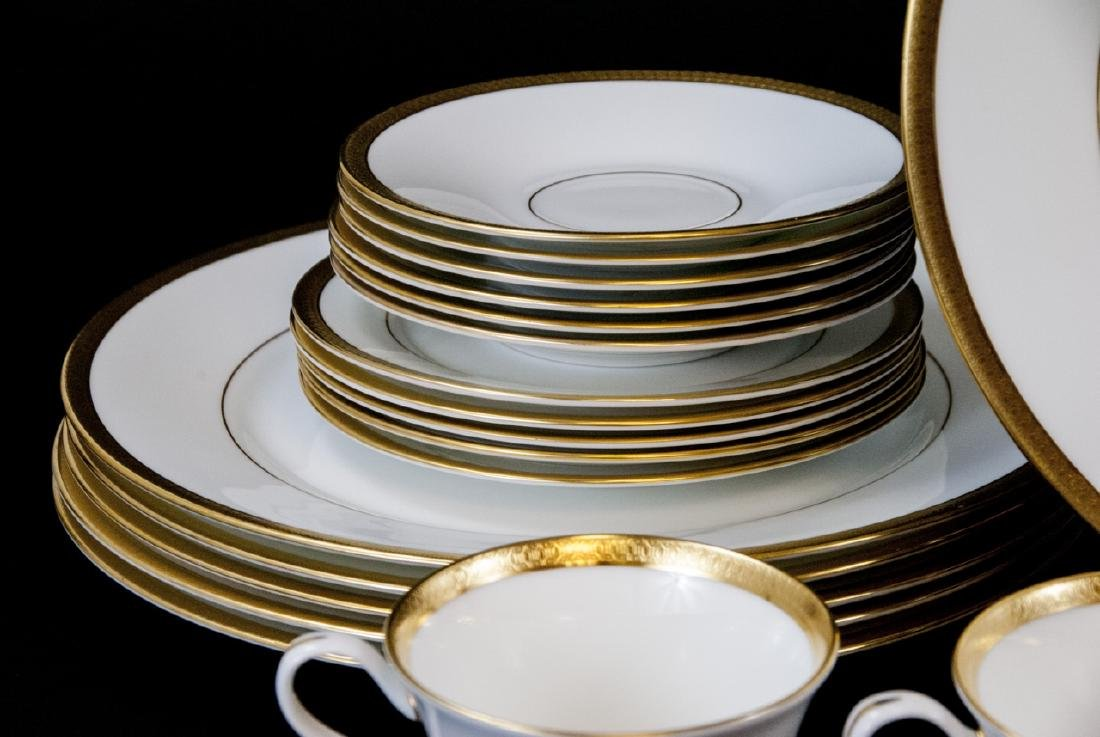 Oxford Bone China Bennington Partial Service - 4