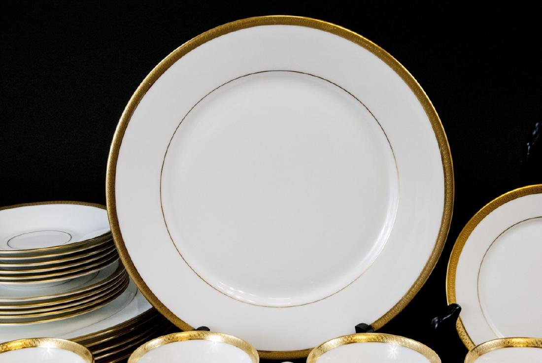 Oxford Bone China Bennington Partial Service - 5
