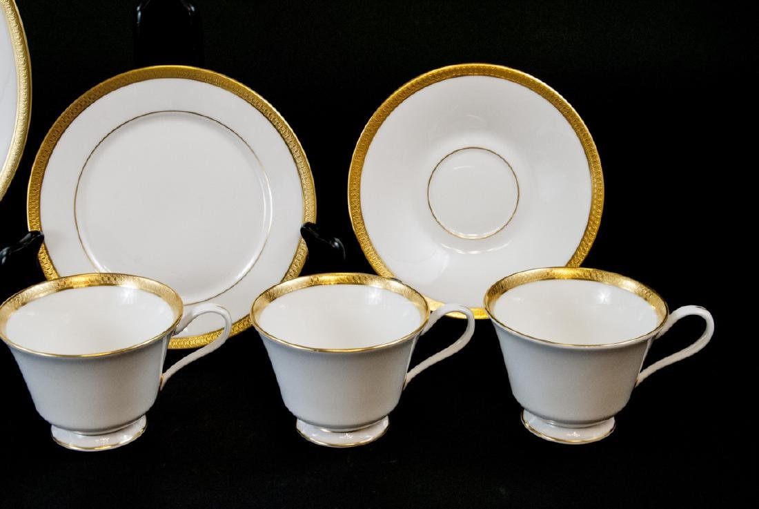 Oxford Bone China Bennington Partial Service - 7