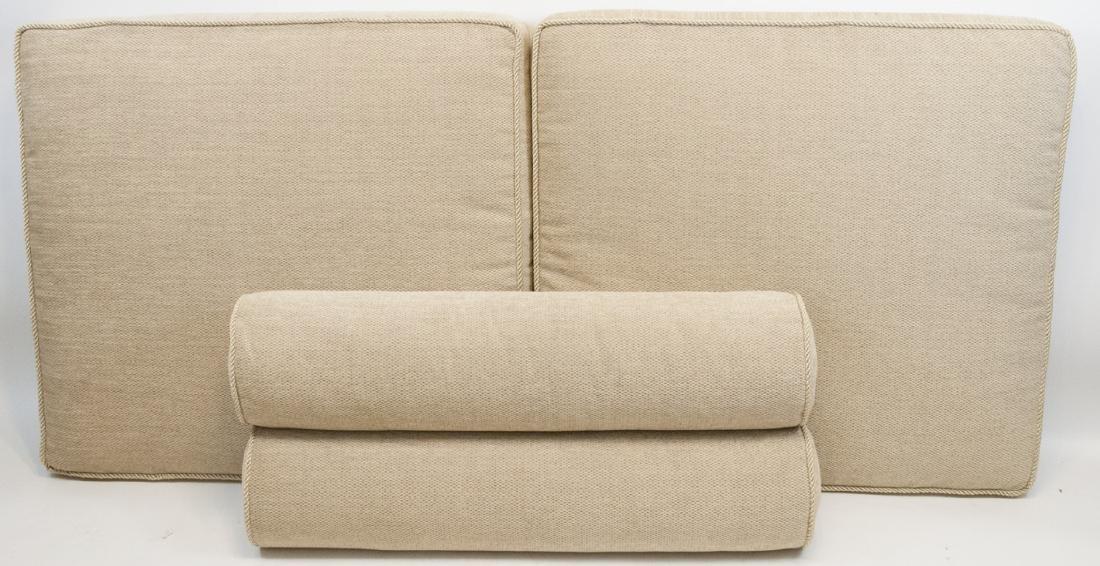 Pair Custom Warren Platner Bookshelf Cushions