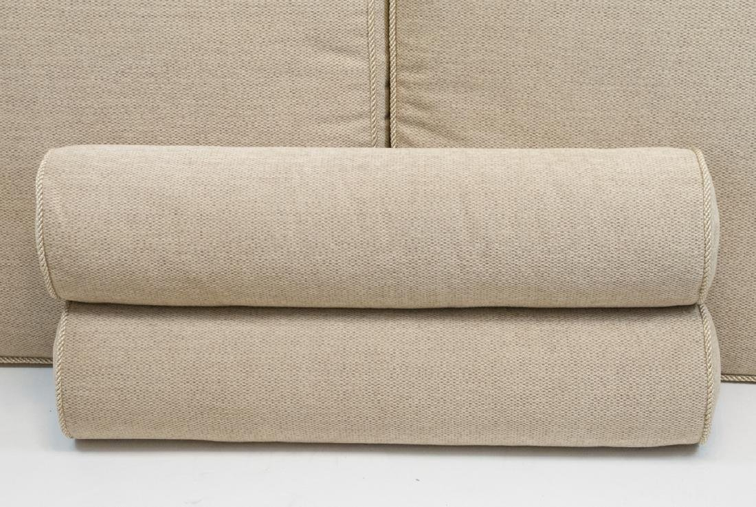 Pair Custom Warren Platner Bookshelf Cushions - 2