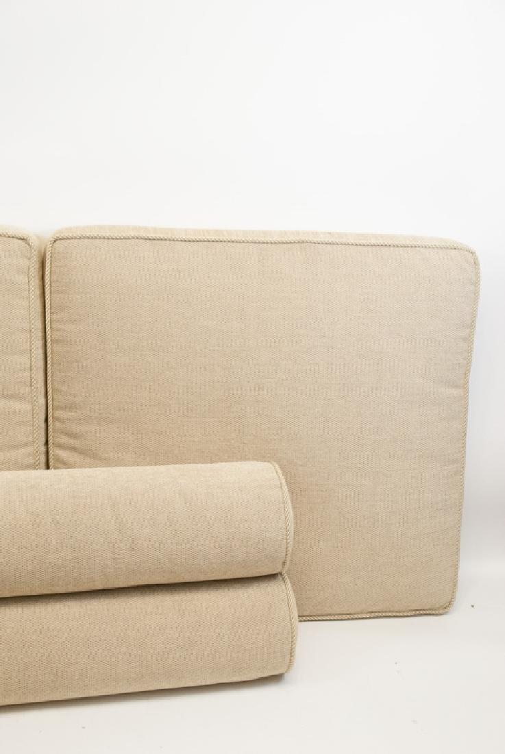 Pair Custom Warren Platner Bookshelf Cushions - 4