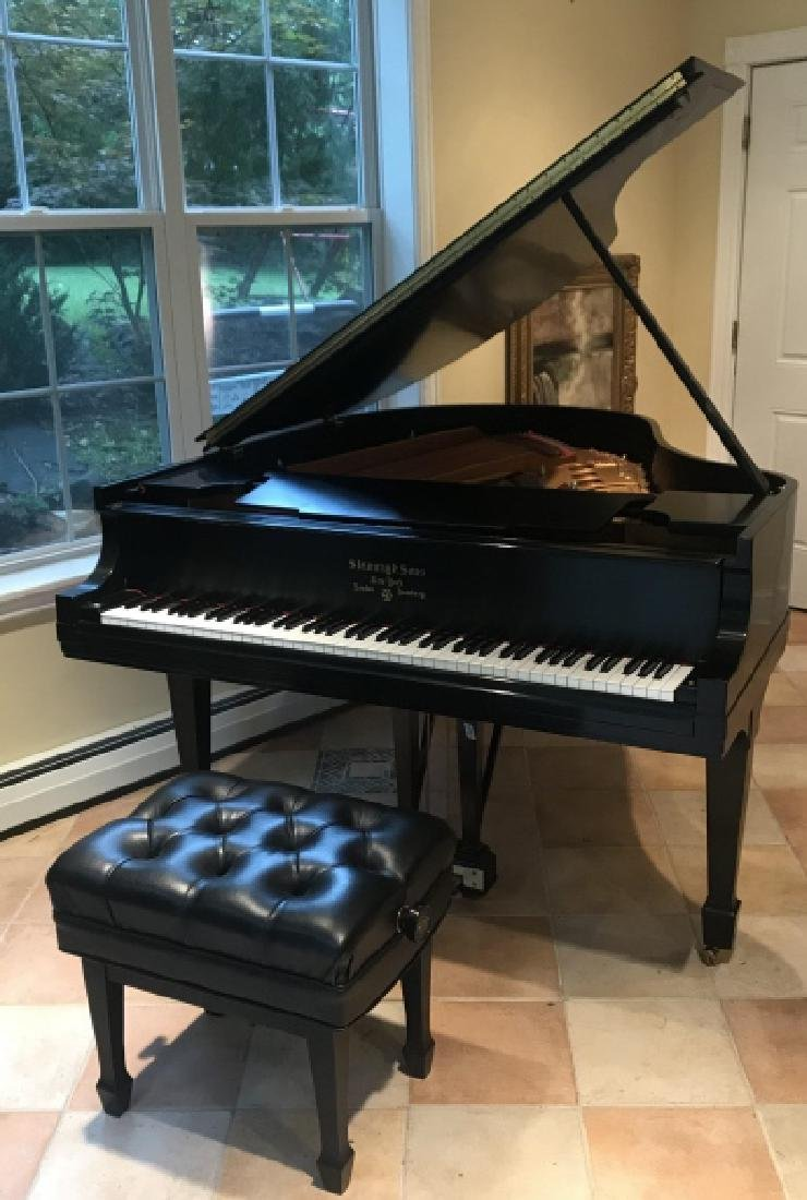 Steinway & Sons Baby Grand Piano Model M