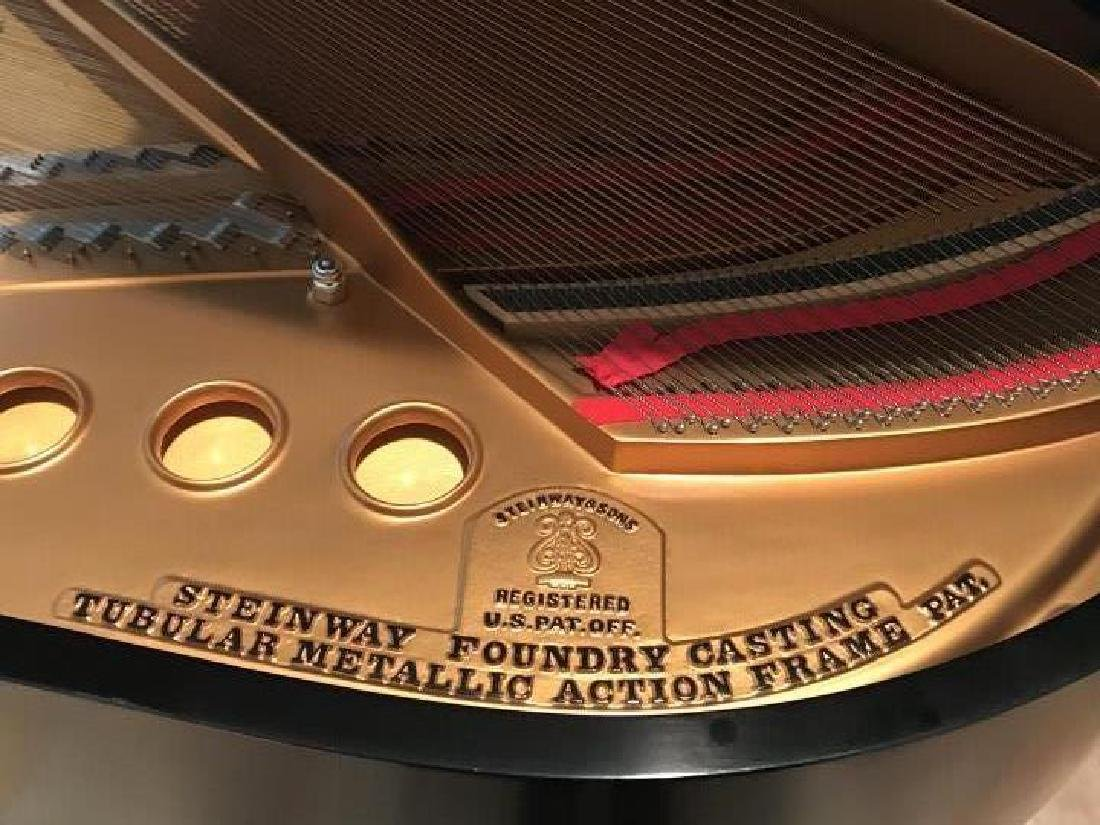 Steinway & Sons Baby Grand Piano Model M - 9