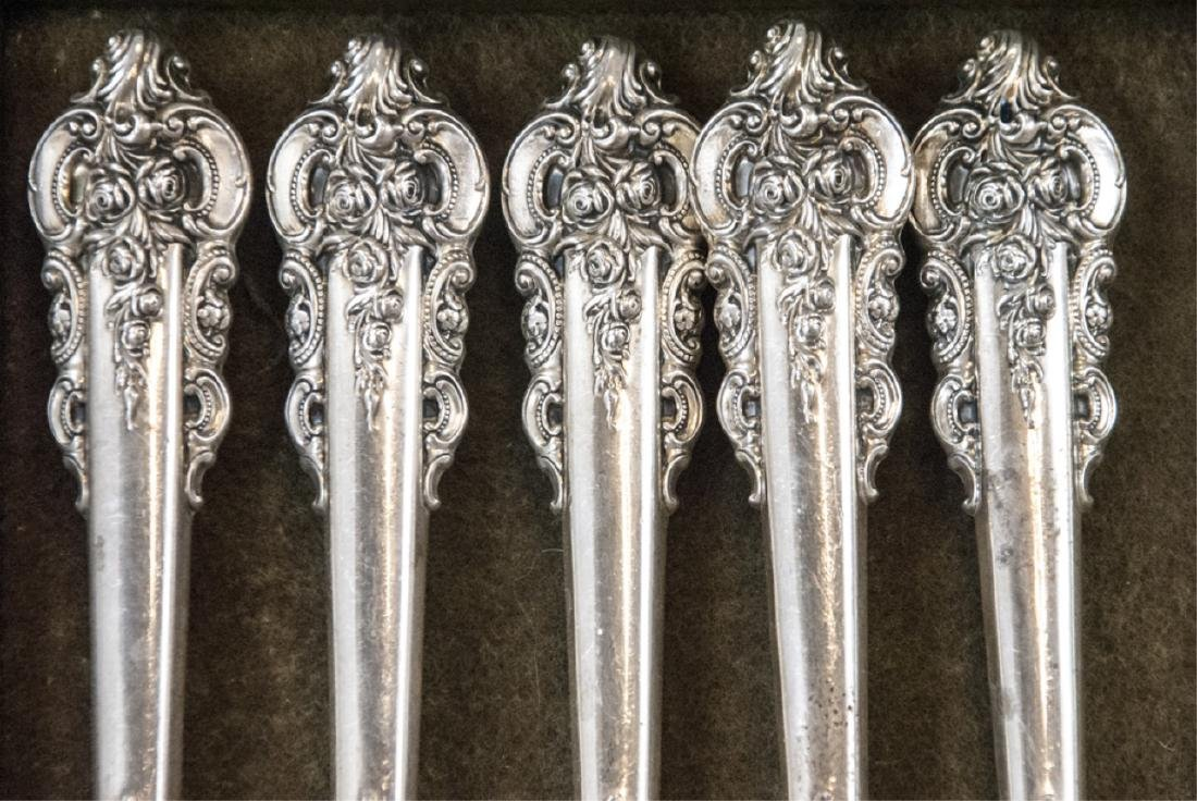 Wallace Grand Baroque Sterling Silver Service - 3