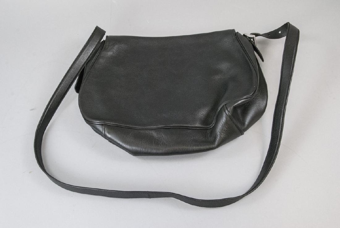Prada Black Leather Purse / Hand Bag - 5