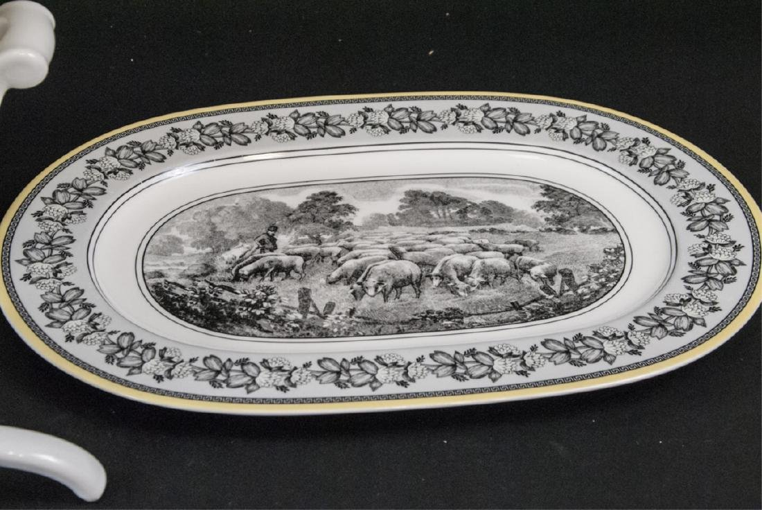 Villeroy & Boch  Audun Chasse Platters, Turine - 2