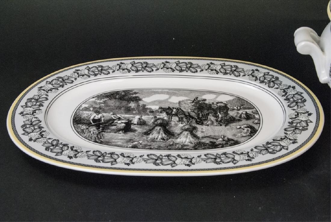 Villeroy & Boch  Audun Chasse Platters, Turine - 3