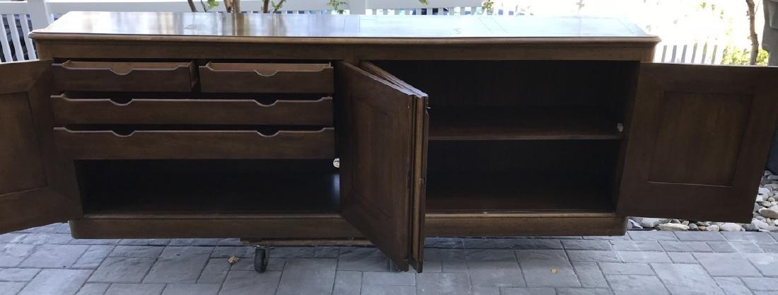 Mid C Baker Furniture Credenza Sideboard / Buffet - 3