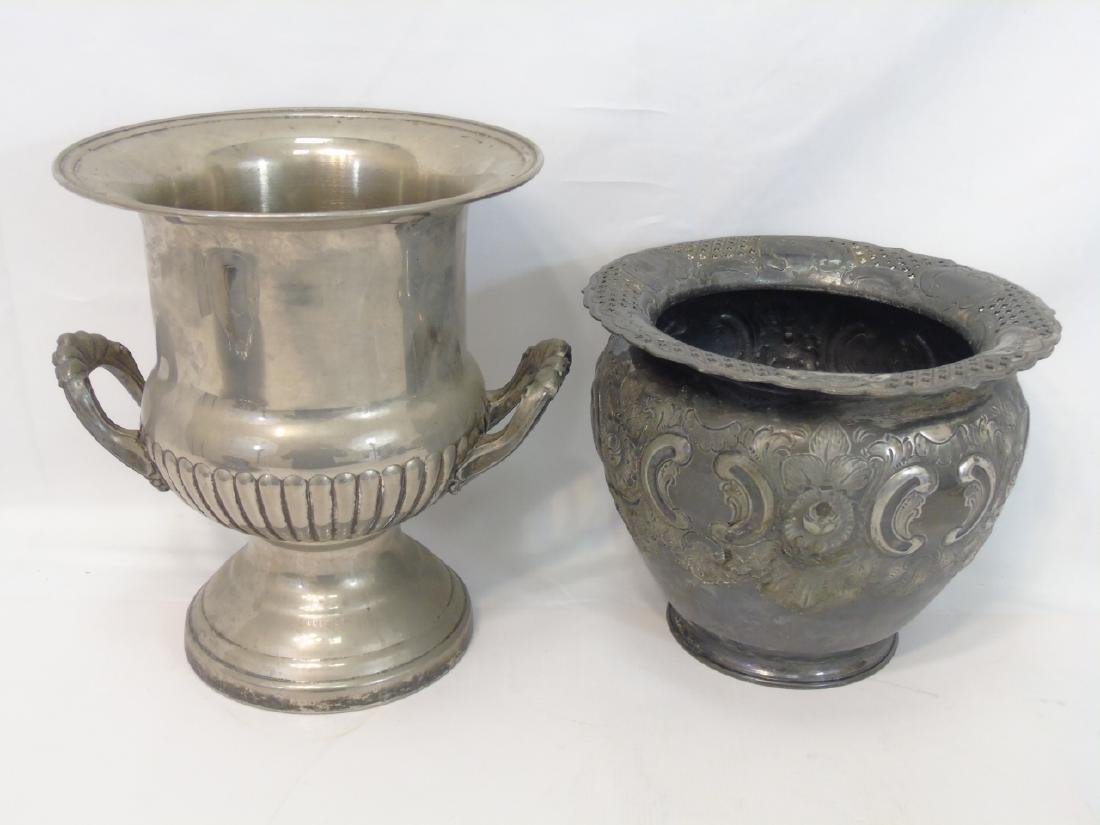 Large Lot of Antique & Vintage Silver Plate Items - 3