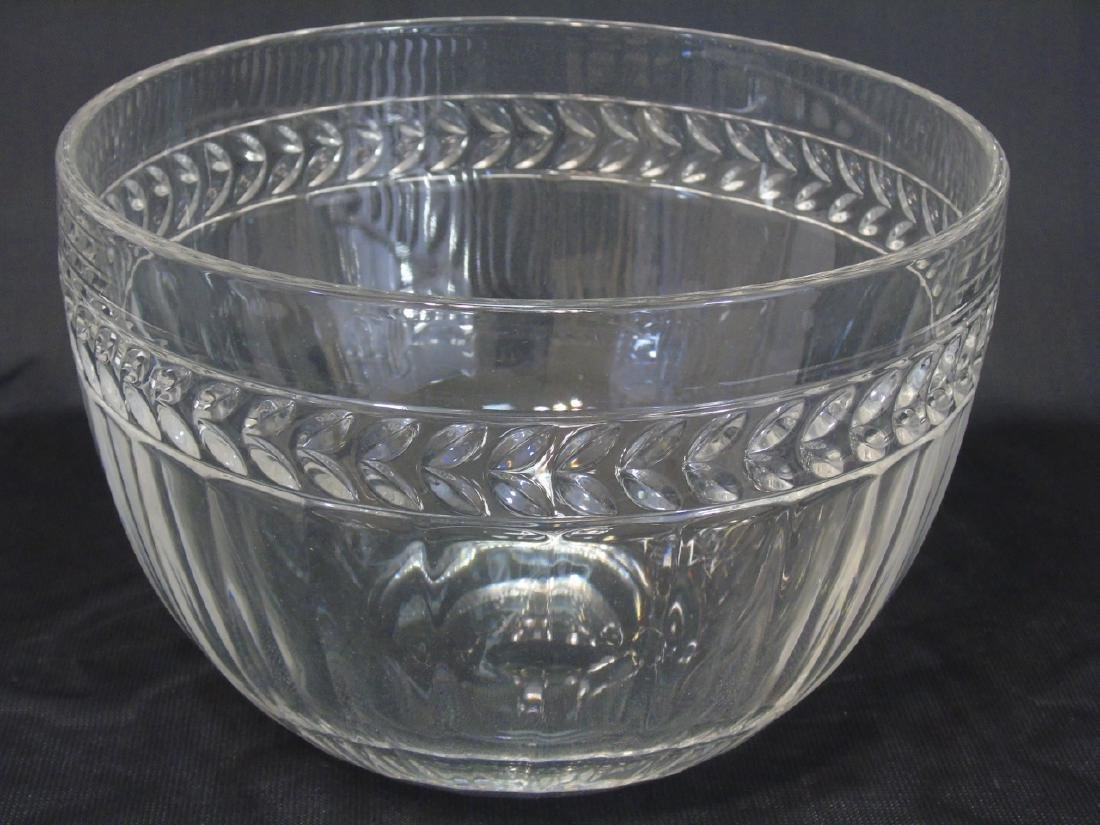 Group Villeroy & Bosch Crystal Bowl and Decanters - 3