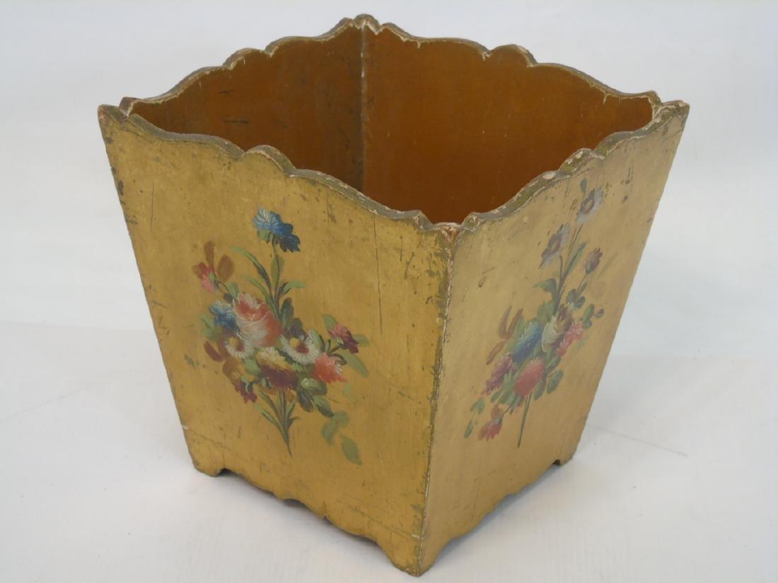 Group Gold Decorative Items Brackets Bowls & Box - 3