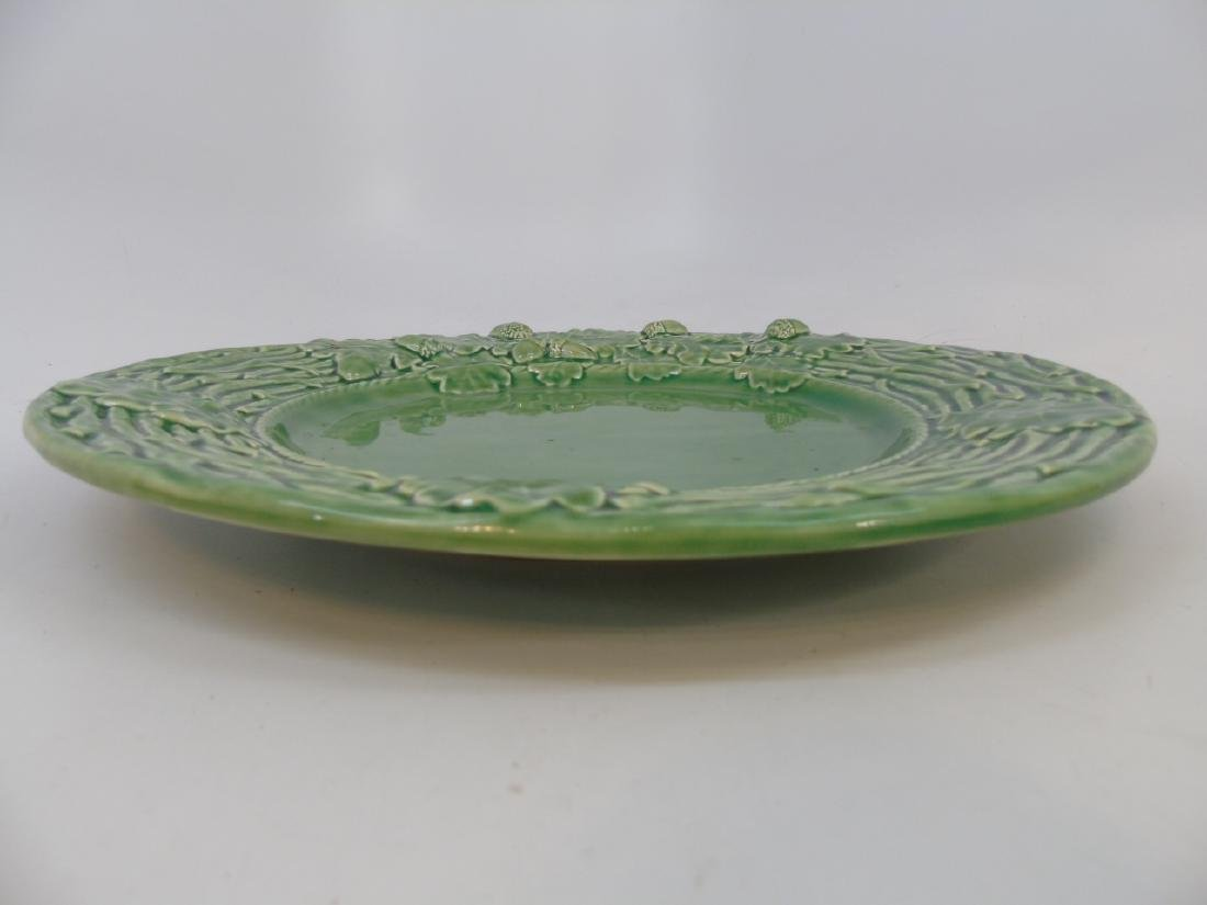 Group of Four Thanksgiving Motif Serving Platters - 4