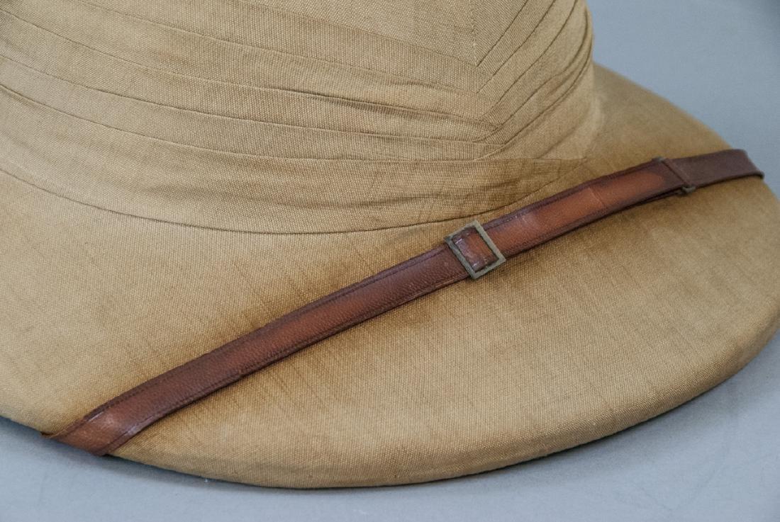 Vintage Wintons Ltd Outfitters Safari Hat - 4