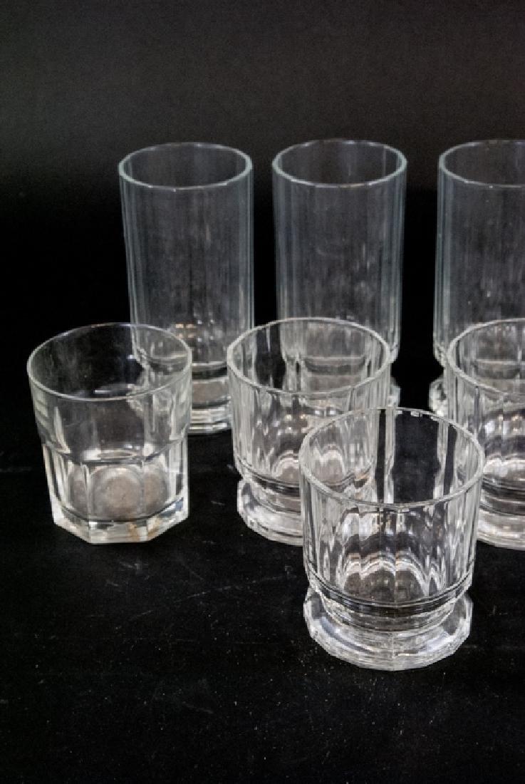 Lot of Mid Century Dansk Glass Drink Ware - 3