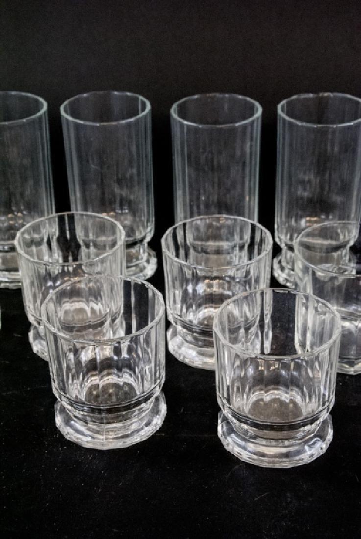 Lot of Mid Century Dansk Glass Drink Ware - 4