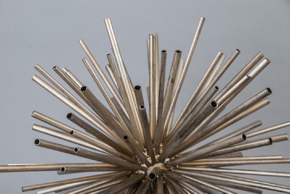 Contemporary Metal Starburst Decorative Object - 2