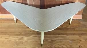 Mid Century Modern Boomerang Coffee Table