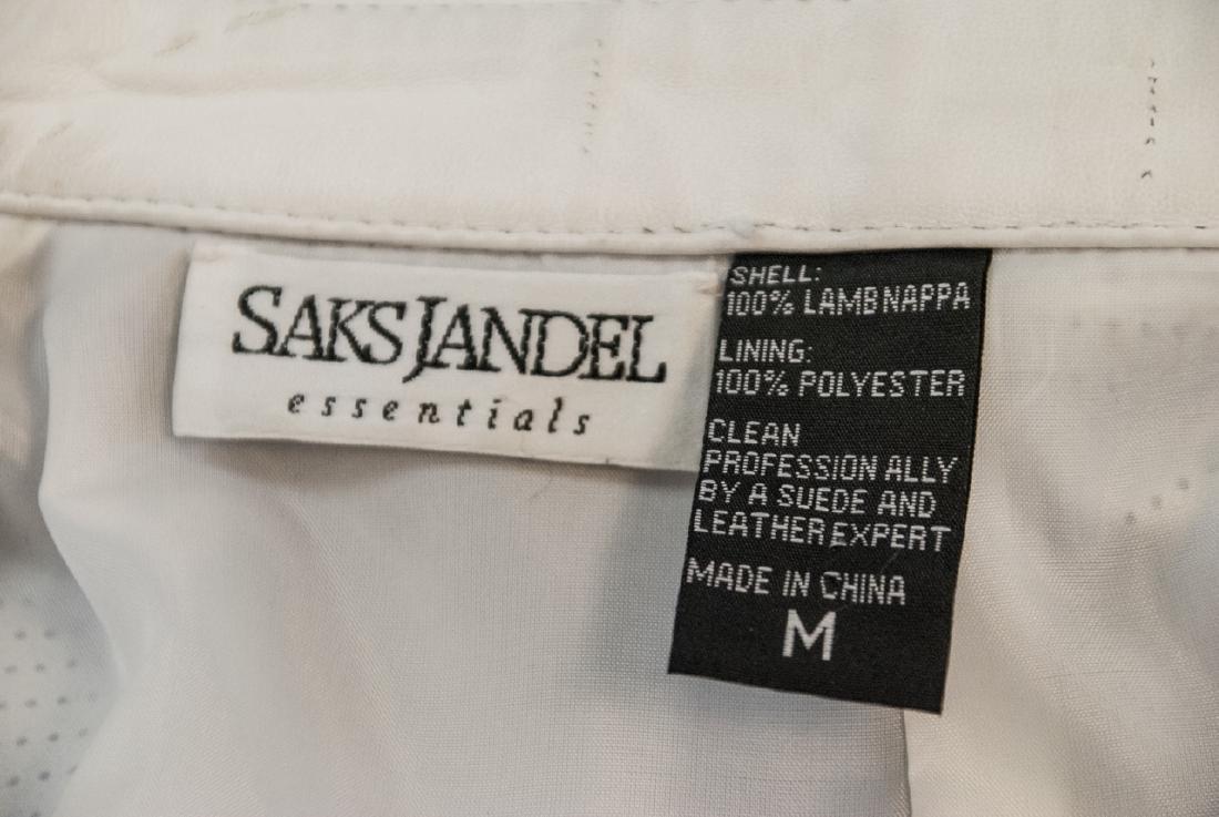 Vintage Saks Jandel Womens Lamb Skin Blazer / Coat - 7
