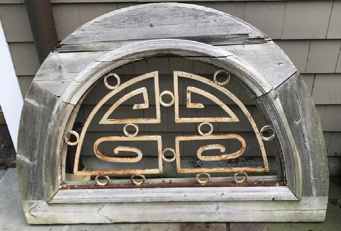 Wood & Cast Iron Architectural Salvage