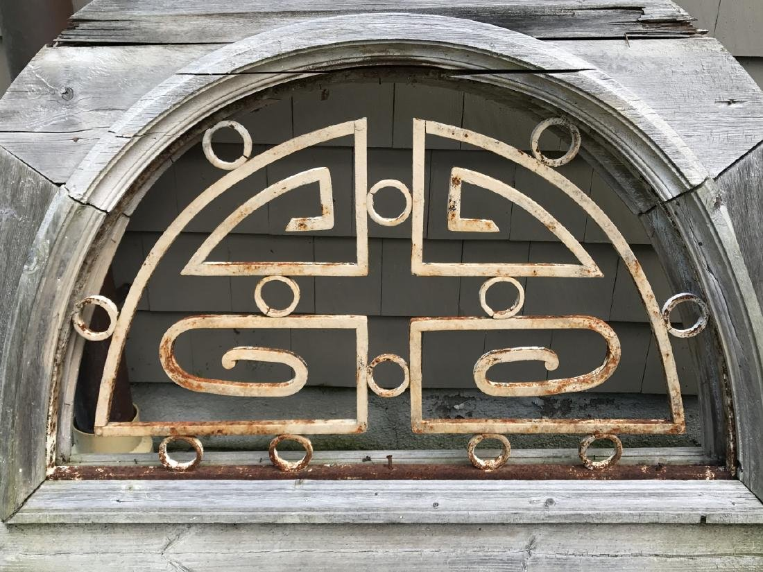 Wood & Cast Iron Architectural Salvage - 3