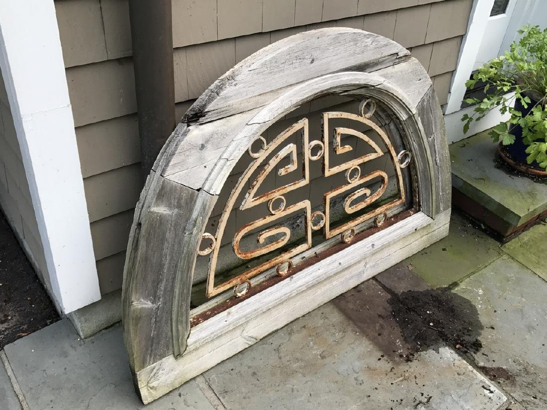 Wood & Cast Iron Architectural Salvage - 4