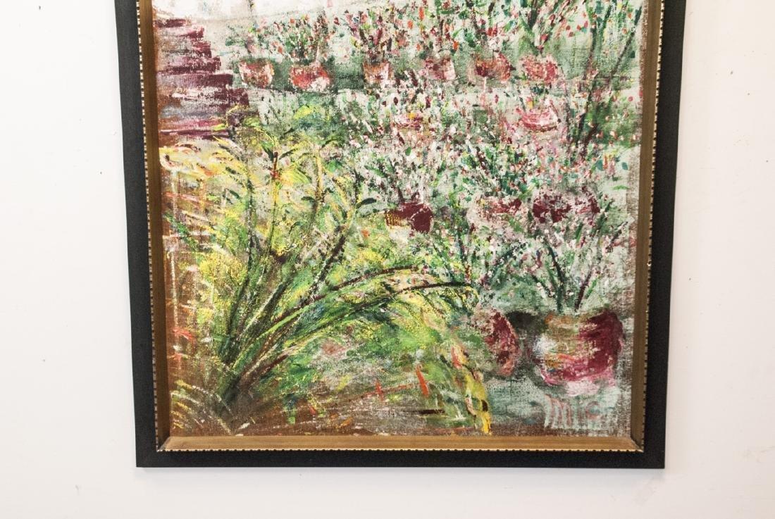 Impressionist Style Oil Painting Att. M Falkenberg - 2