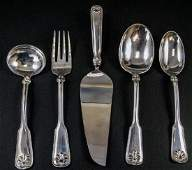 Tiffany  Co Sterling Silver Serving Pieces