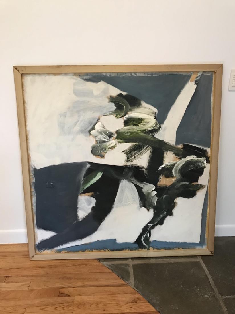 Modernist Still Life Painting Att. Bill Matthews - 10