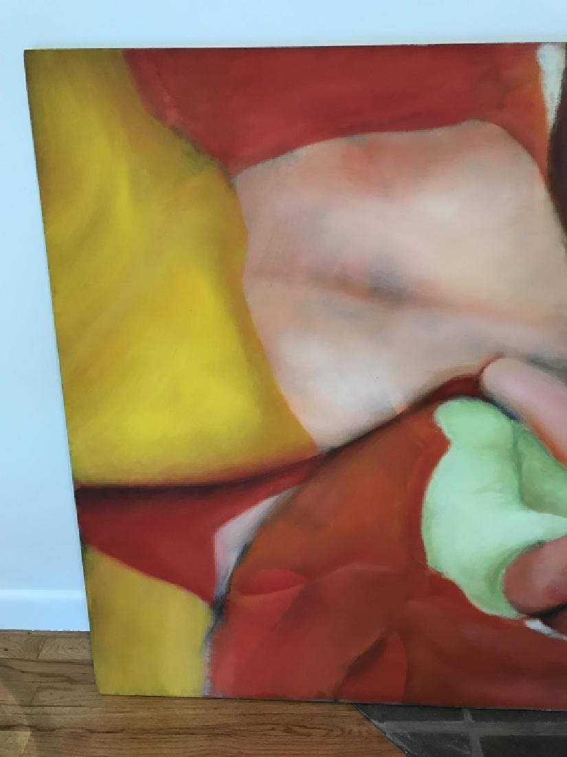 Modernist Still Life Painting Att. Bill Matthews - 2