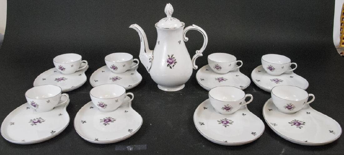 Vintage Fukagawa  Arita Tea Service for 8