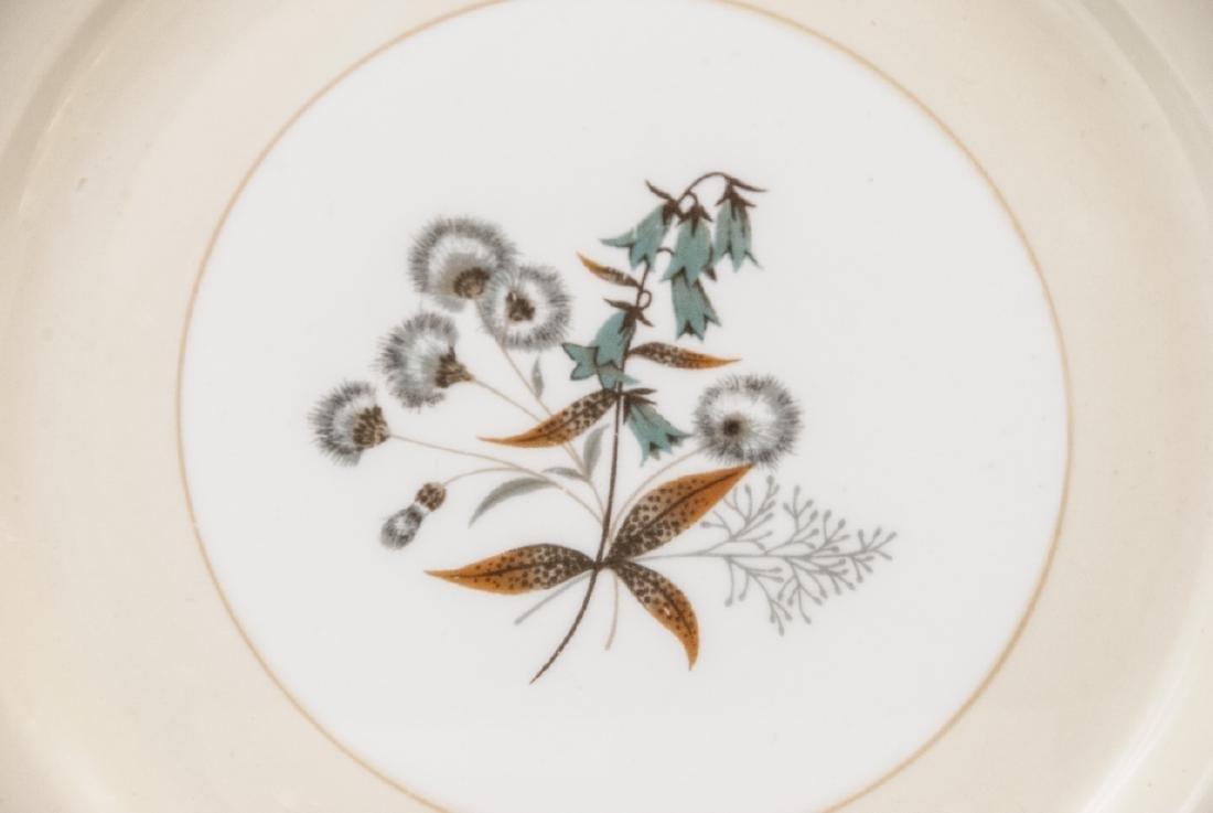 Lot of Porcelain Lunch / Salad Plates Incl. Minton - 5