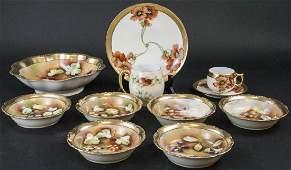 Collection Limoges & German Porcelain Serve Ware