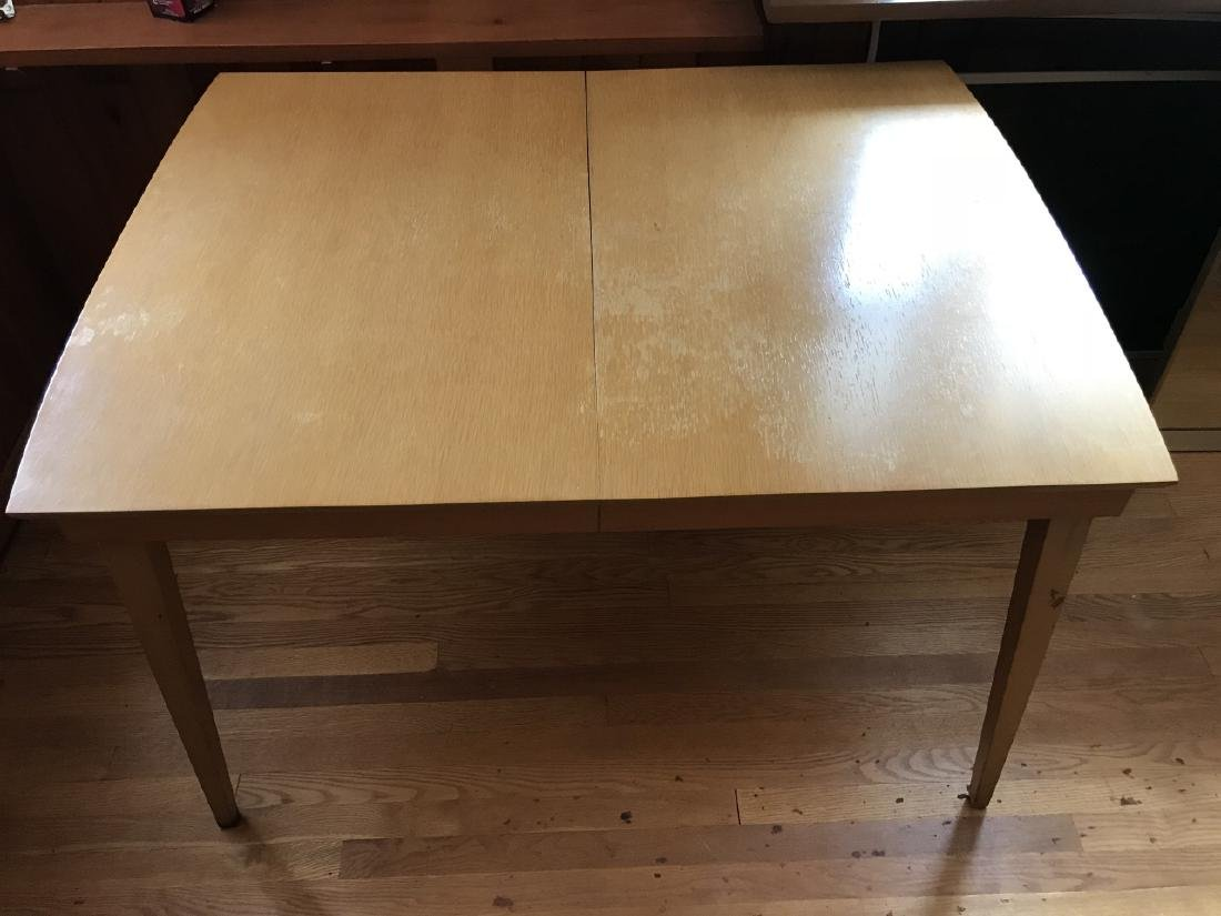 Mid Century Modern Dining Room Table - 2