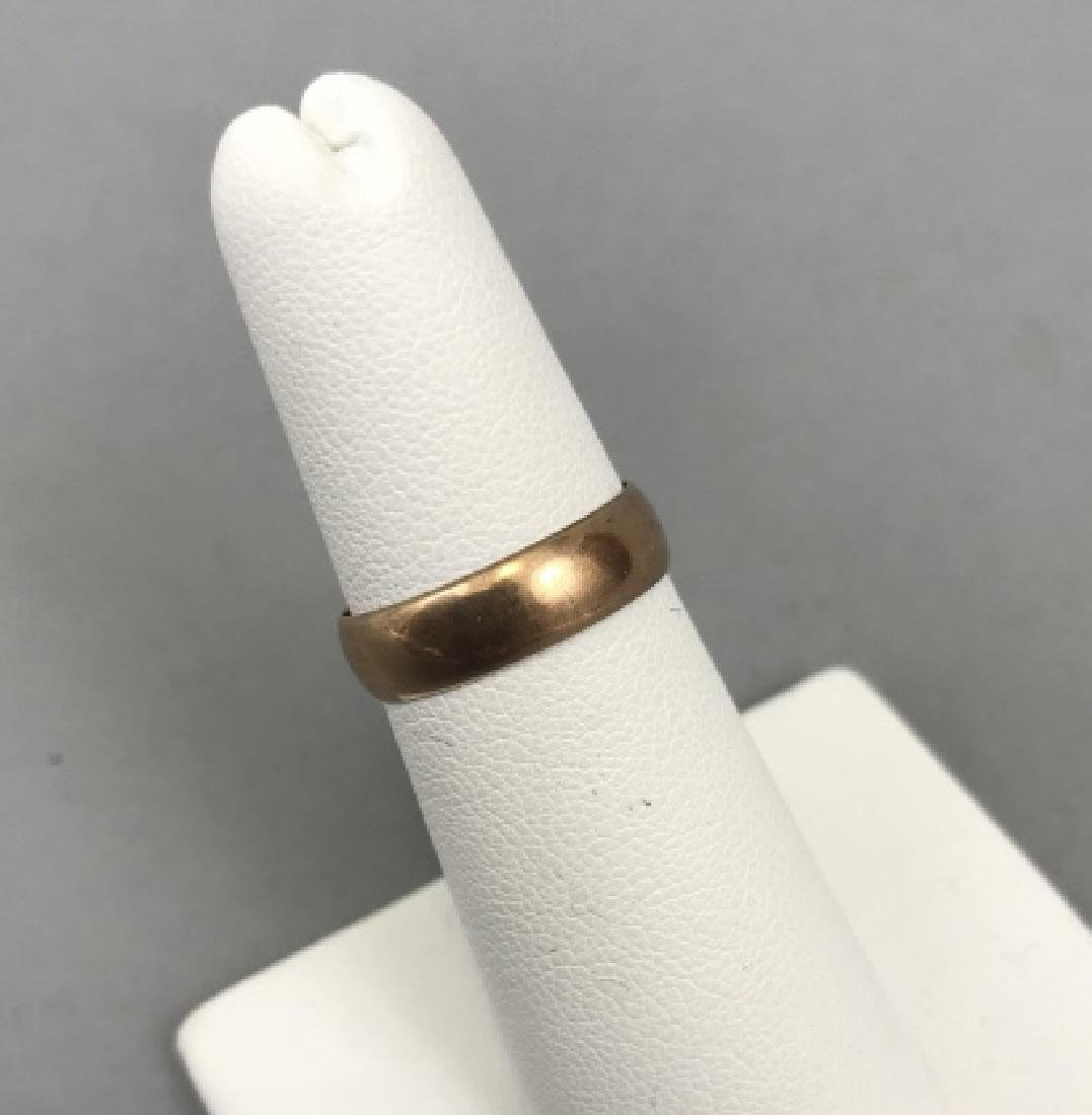 Estate 10kt Yellow Gold Ring / Band