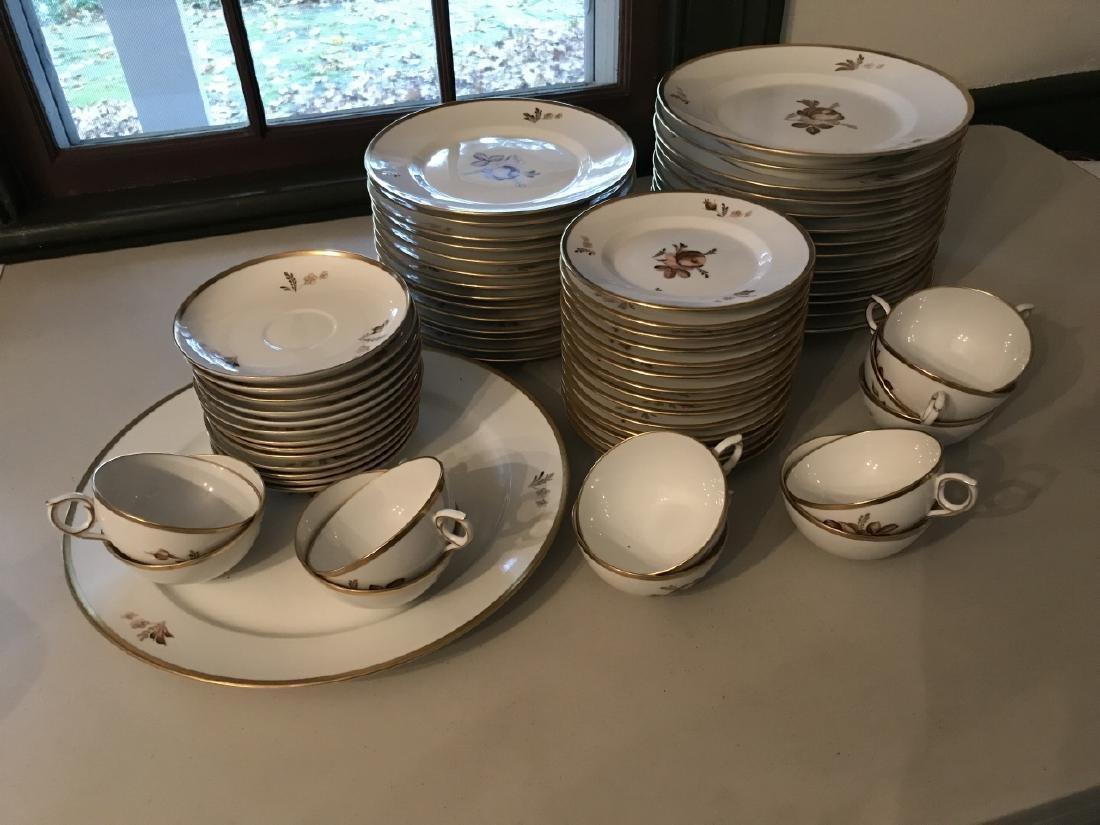 Royal Copenhagen Porcelain Dinner Service - 2