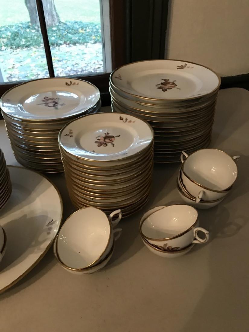 Royal Copenhagen Porcelain Dinner Service - 5