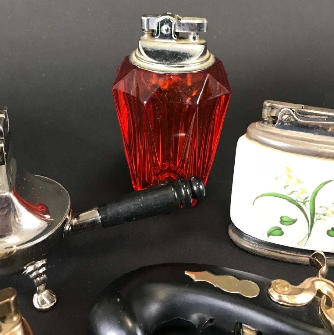Collection of Decorative Vintage Lighters - 2