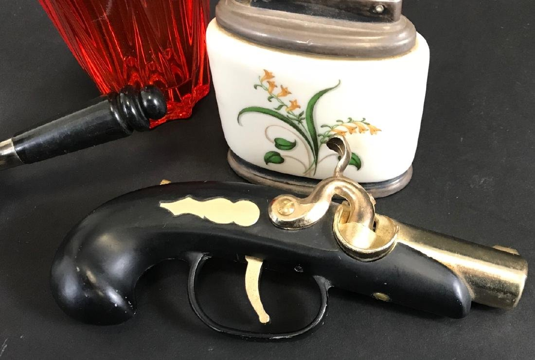Collection of Decorative Vintage Lighters - 3