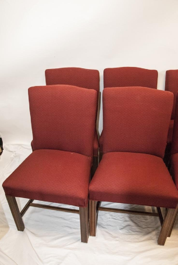 8 Custom Parsons Style Side / Dining Chairs - 2