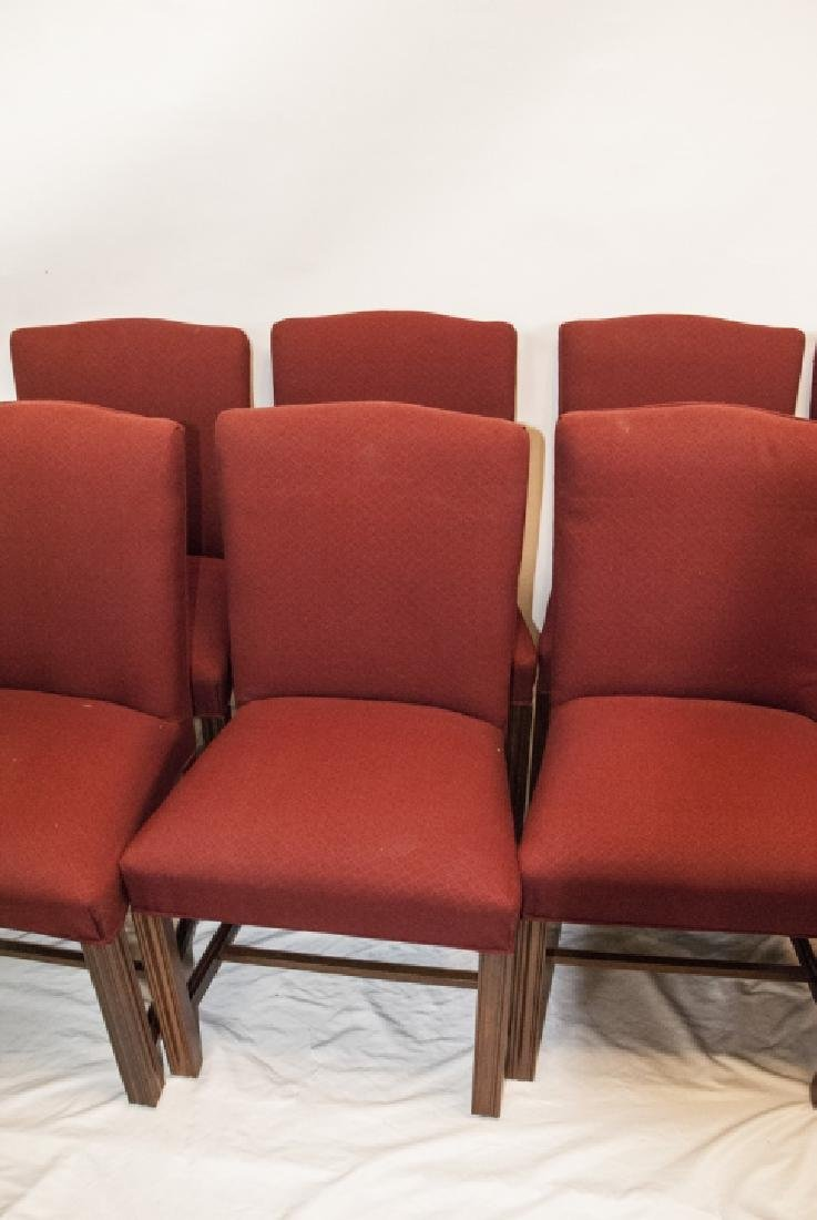 8 Custom Parsons Style Side / Dining Chairs - 3