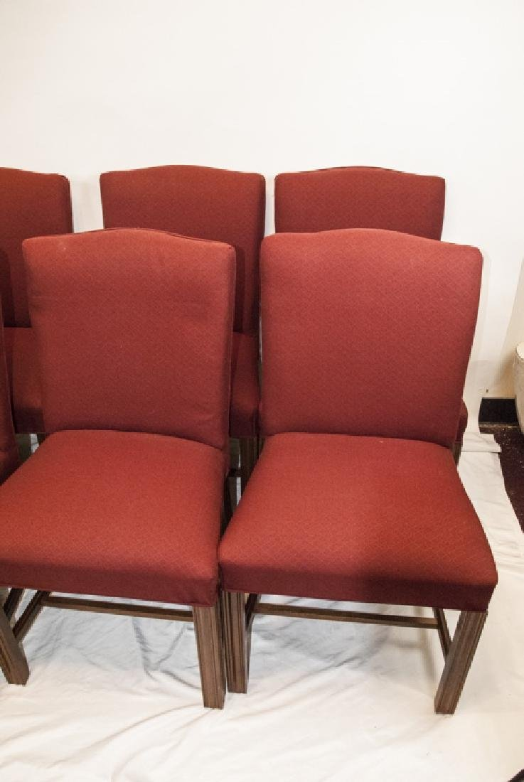 8 Custom Parsons Style Side / Dining Chairs - 5
