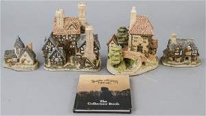 Mid Century Collection of David Winter Cottages