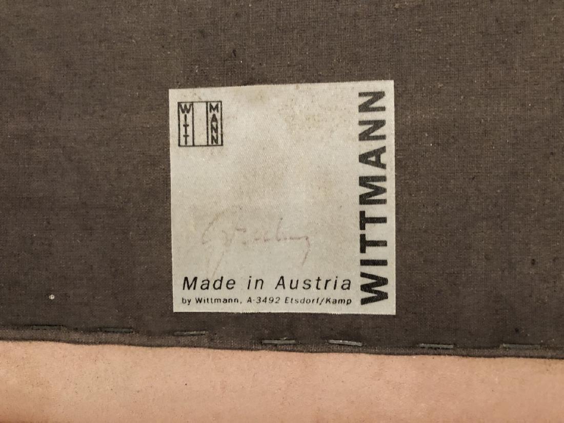 Wittmann Australia Lounge Chair and Ottoman - 2