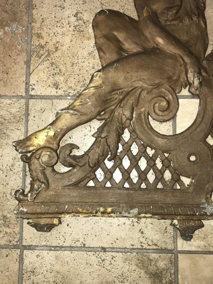 Cast Iron Neoclassical Architectural Salvage - 4