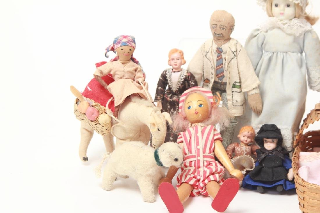 Collection Vintage Dolls - Dollhouse & Small Size - 4