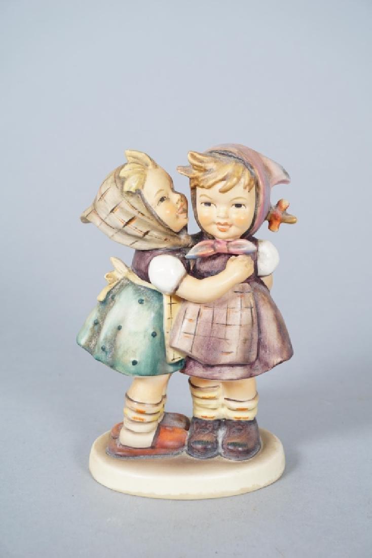 Three Hummel German Porcelain Figurines - 10